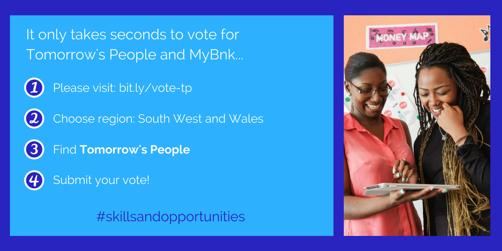 Vote For Tomorrow's People