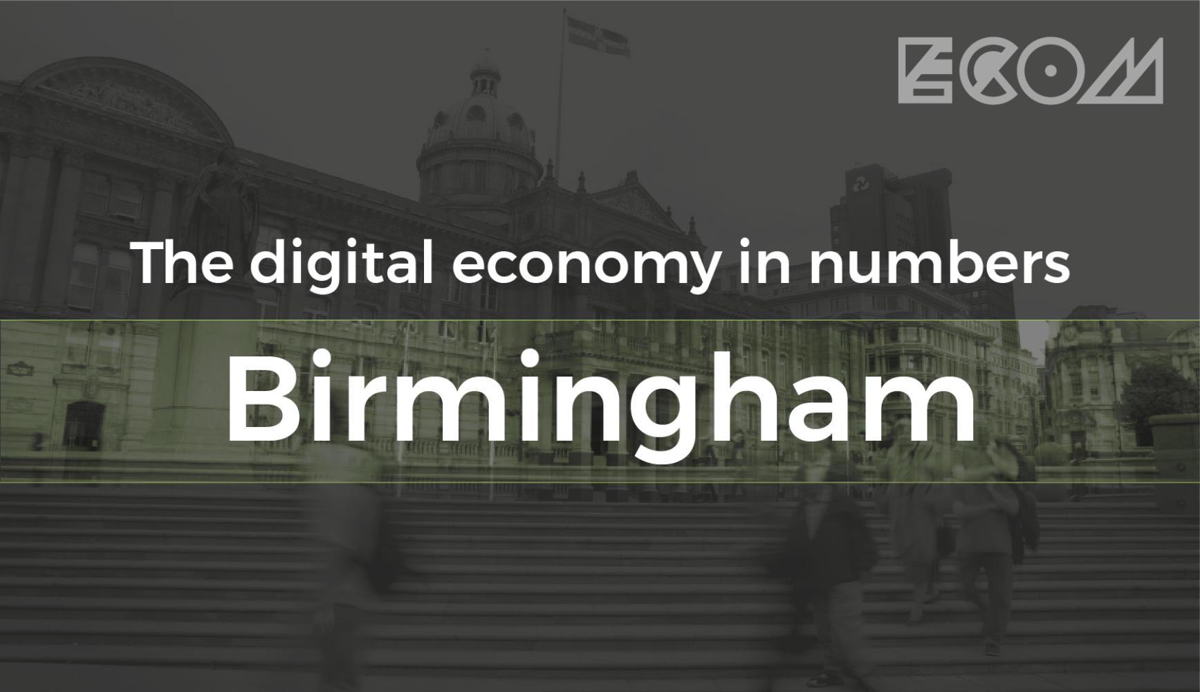 Birmingham Digital Economy Infographic Thumbnail