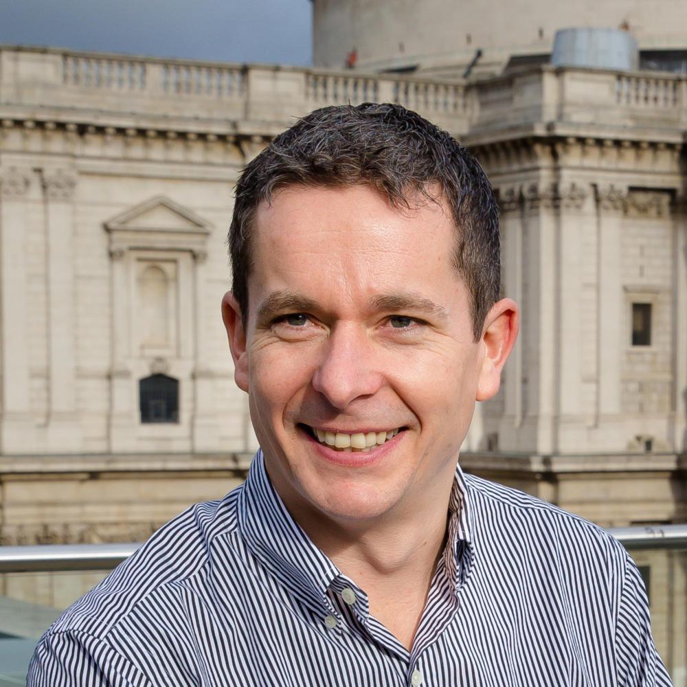 Linton Ward, Director at InterQuest