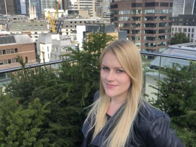 Daria Olszewska Interquest Recruitment