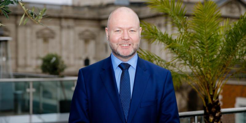 Paul Sharpe Managing Director of Enterprise