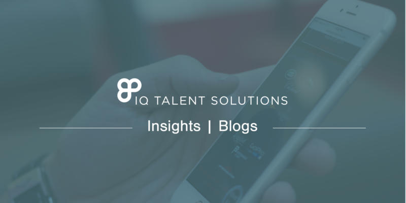 IQ Talent Solutions insights blog header image
